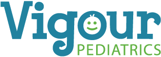 Vigour Pediatrics Logo